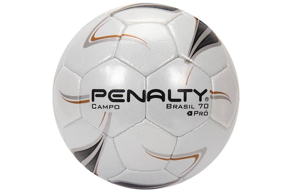 Bola de Futebol Campo Penalty Brasil 70 - Loja Civiam 4500e84ead01d