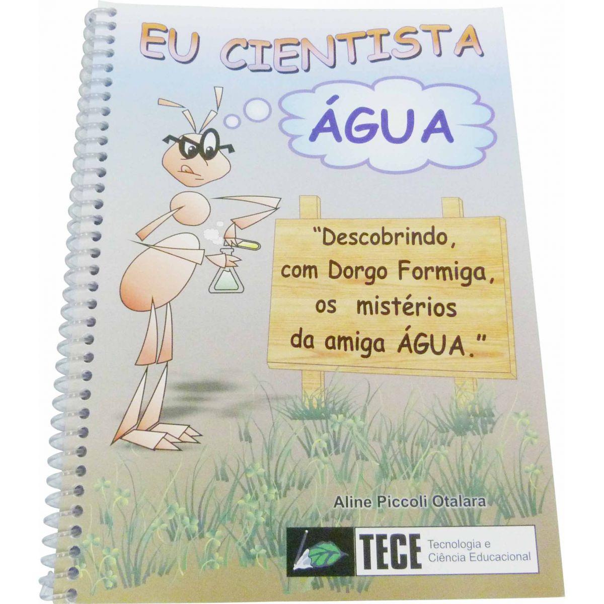 Livro Eu Cientista