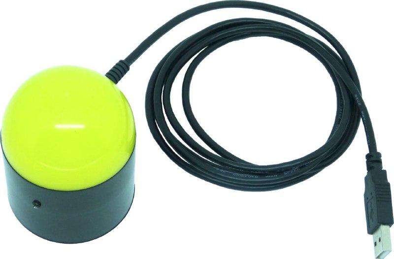 Lupa Eletrônica Esférica USB - Bolinha