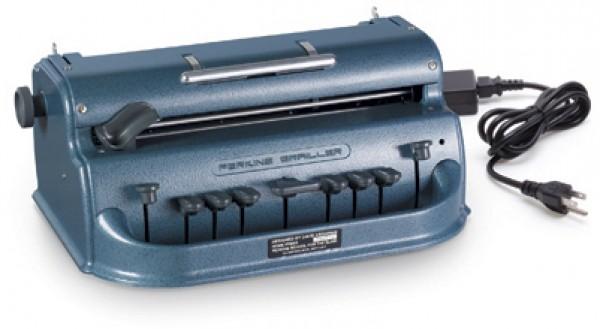 Máquina de Escrever Braille Perkins Elétrica