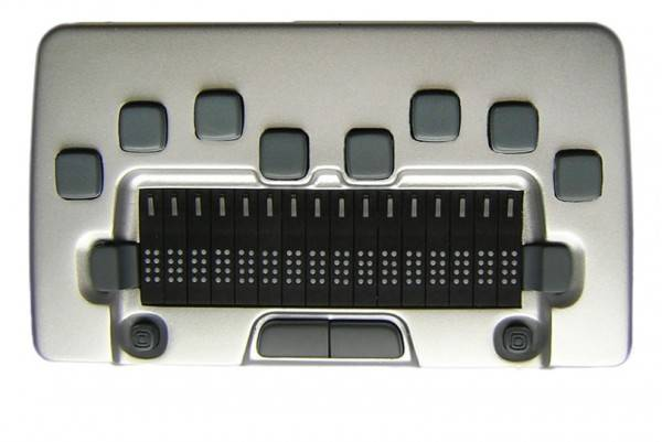 Linha Braille - Display Braille Seika Mini