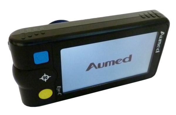 Vídeo Ampliador Portátil Aumed Eye-C