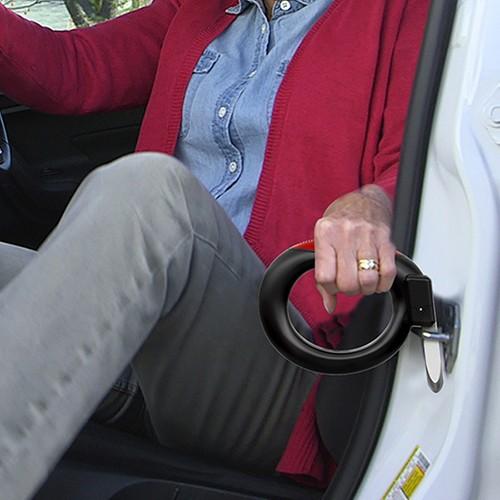 Alça para auxílio no carro