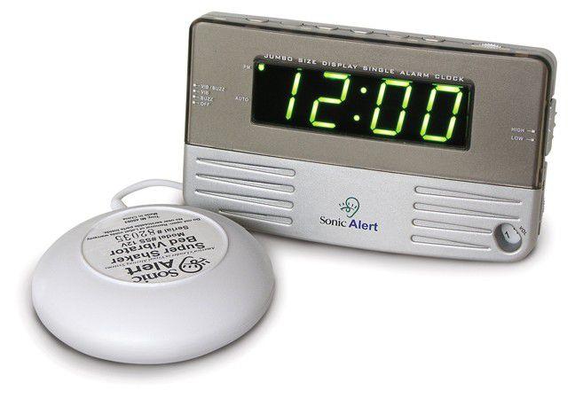 Despertador Sonoro com Vibração
