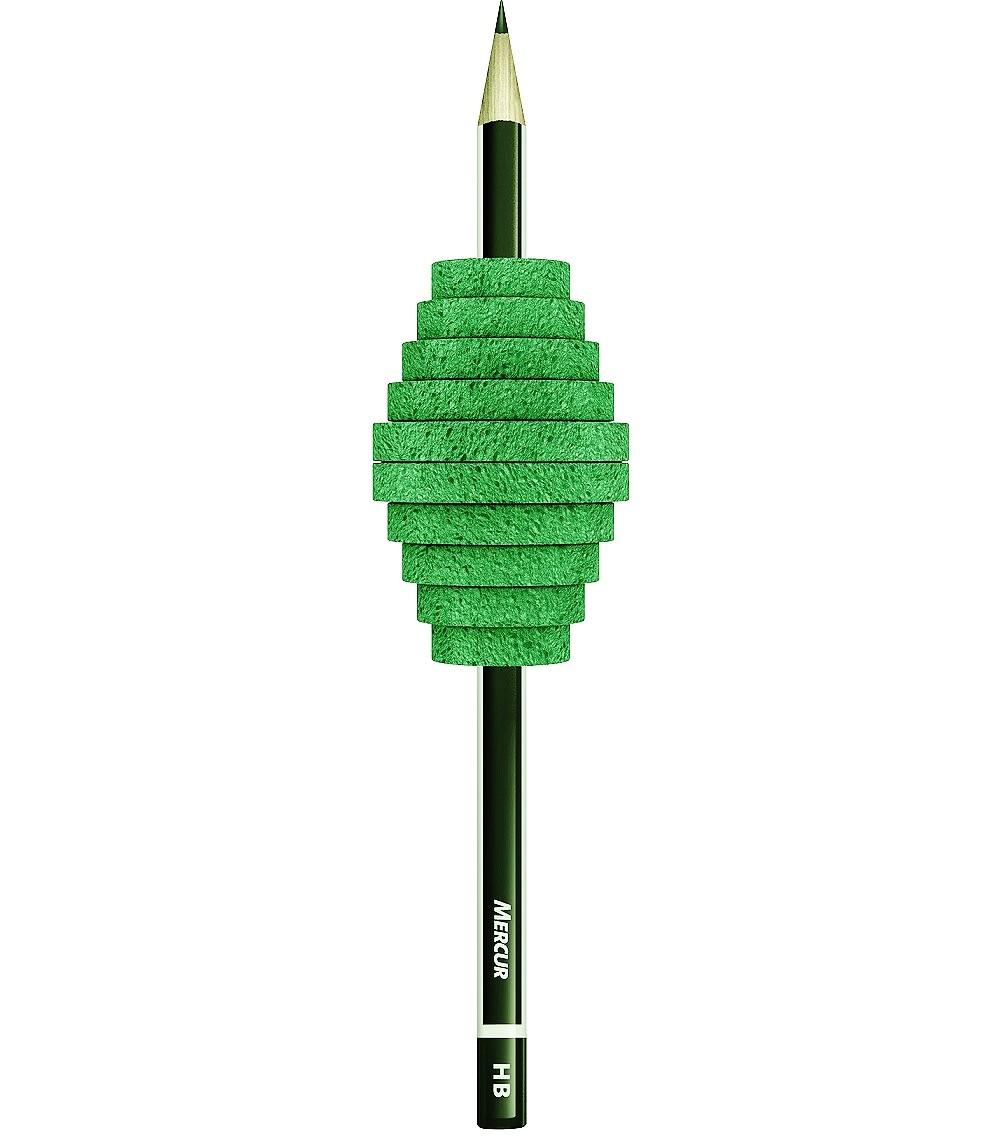 Engrossador em Disco Verde - 10 unidades