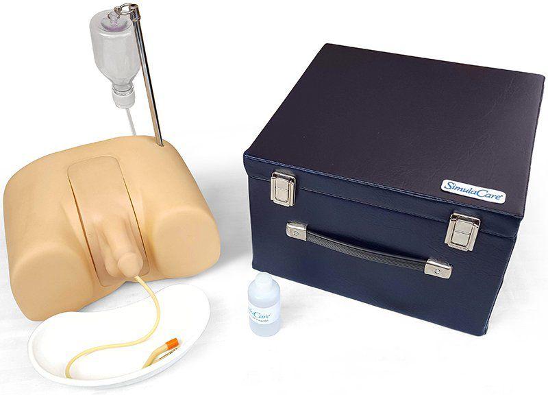 Simulador de Cateterismo Bill