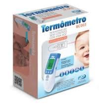 Termômetro Digital Infravermelho Sem Contato RC003T