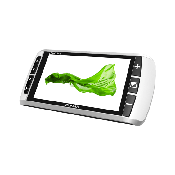 Vídeo Ampliador Portátil Zoomax M5 Plus