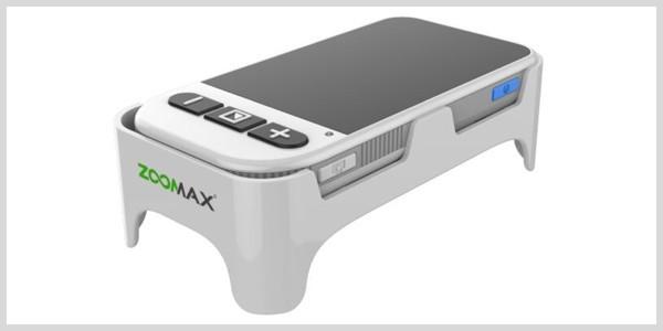 Vídeo Ampliador Portátil Zoomax Snow S
