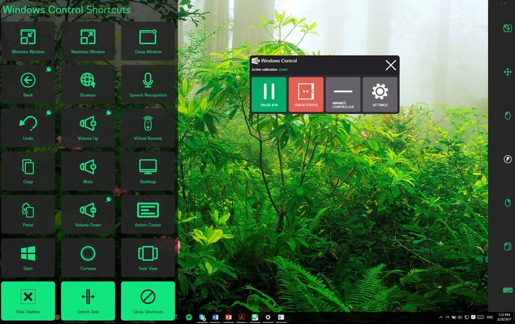 Windows Control 2 - Software Tobii Dynavox