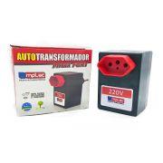 Auto Transformador 60VA 45W 10A Tomada Direto na Parede 127V para 220V com Protetor Térmico Emplac F30000