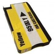 Cartucho de Tinta Compatível HP 951xl 951 / Officejet Pro 8100 8600 8600W 8620 8610 N811A N811D N911A / Amarelo / 27ml