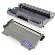 Combo / Cartucho de Cilindro Compatível Brother DR420 + Toner TN450 TN420 TN410 / DCP-7060 7065 7065DN 7460 2270DW 7055 7860DW