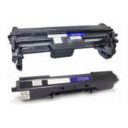 Combo Fotocondutor CF234A + Toner CF233A Compatíveis para Impressora HP M106W M134A MFP M134FN MFP M106 M134