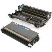 Combo / Fotocondutor Compatível Brother DR720 DR3302 + Toner TN750 TN720 TN3382 / DCP-8152 8152DN MFC8510 8155DN HL-6182