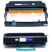 Combo / Fotocondutor Compatível com Lexmark DRE250 E250X22G + Toner E250 / E350 E350DN E352 E352DN E250D E250DN