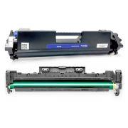 Combo / Fotocondutor CF219 + Toner CF218A Compatíveis para HP Laserjet Pro M104A M104W M132A M132FN M132FW M132NW M132SNW