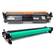 Combo / Fotocondutor DR219 + Toner CF217A Compatíveis para HP Laserjet Pro M102 M102A M102W M130 M130FN M130FW M130NW