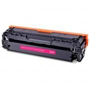 Compatível: Toner CF-503X 202X para Impressora HP M254dn M254dw M254nw M280nw M281cdw M281fdn M281fdw Magenta 2.500