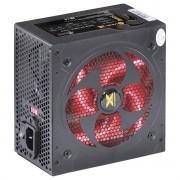 Fonte ATX para computador 500W Real Cooler 120mm com Led Vermelho Vinik VX Ninja