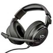 Headset Gamer Multiplataforma Som Potente e Conforto Extremo Trust GXT 433 Pylo Preto