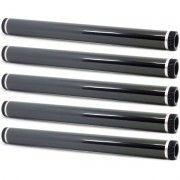 Kit 5x / Cilindro para Fotocondutor Brother DR360 DR350 / TN360 TN350 / HL-2040 HL-2140 2150 7840 7420 / Preto / 12.000