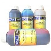 Kit Colorido 4 Cores / Tinta Corante para Epson série L XP TX CX / L355 L365 L375 XP204 TX420 CX4900 / Refil 1kg cada