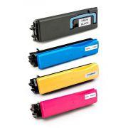 Kit Colorido 4 Cores / Toner Compatível Kyocera TK-562 TK562 / Mita FS-C5300 FS-C5350 C5350DN FSC5300 FSC5350 FSC5350DN