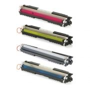Kit Colorido / Toner Compatível CF-350/351/352/353A para impressora HP Laserjet 200 Color M275 M275A M275NW M275NW MFP