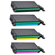 Kit Colorido / Toner Compatível com 609S CLT-609 para Samsung CLP-770 CLP-775 CLP-770ND CLP-775ND CLP770ND CLP775ND