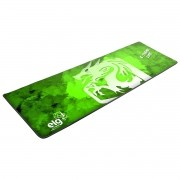 Mousepad Speed Alta performance 920 x 294 x 4mm Extreme Hardcore Gaming ELG MPES Dragão Verde