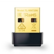 Nano Adaptador USB Wireless N 150Mbps TP-Link TL-WN725N