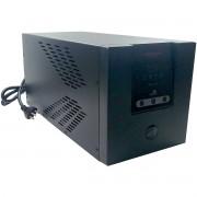 Nobreak 2200VA 1430W PWM Display Digital 10 Tomadas Engate p/ Bateria Externa Disjuntor 20A Bivolt Ragtech Infinium 3910