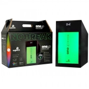 Nobreak Gamer 1000VA 700W Senoidal Pura Protetor Transorb RJ45 Módulo Gamming Sense p/ PC Gamer Ragtech OneUp Nitro 4592