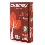 Papel A4 Sulfite Chamex Office 210mm x 297mm 75g / Resma com 500 folhas
