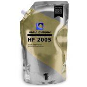 Pó de Toner High Fusion HF2005 Compatível para Modelos HP 283 285 435 436 2612 280 255 226 505 5949 / Preto / Bag 1 kg