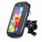 Suporte de Guidão para Celular e GPS até 6