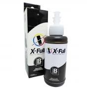 Tinta Sublimática X-Full para uso em todas as Impressoras Epson L Series 664 / Preto / Refil 100ml