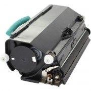 Toner Compatível com E260 E360 E460 para Lexmark E260D E260DN E360D E360DN E460D E460DN E-260DN E-460D / Preto / 3.500