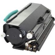 Compatível: Toner E260 para Lexmark E260d E260dn E360 E360d E360dn E460 E460d E460dn E-260dn 360dn 460dn / Preto / 3.500