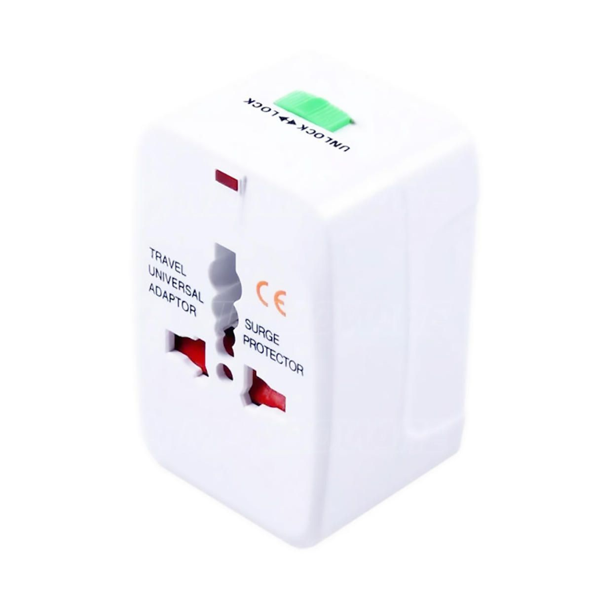 Adaptador de Tomada Universal All in One para EUA Europa Asia UK China AU-100