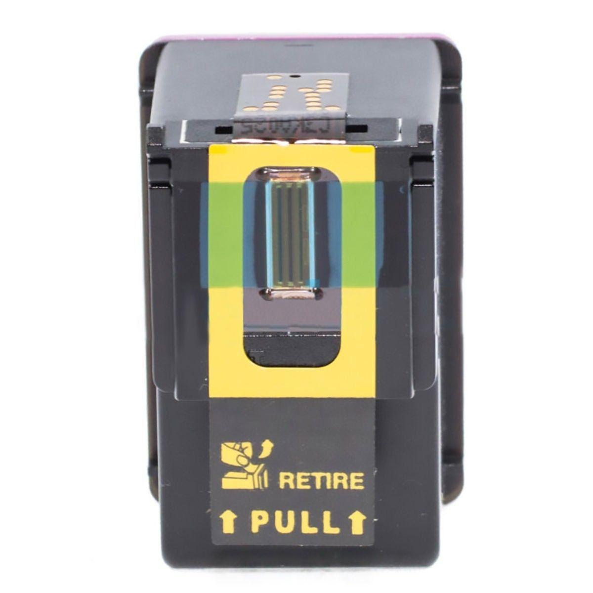 Compatível: Cartucho de Tinta 60xl 60 para HP F4480 F4280 F4580 D1660 C4680 C4780 D410a D110a F4210 / Preto / 12ml