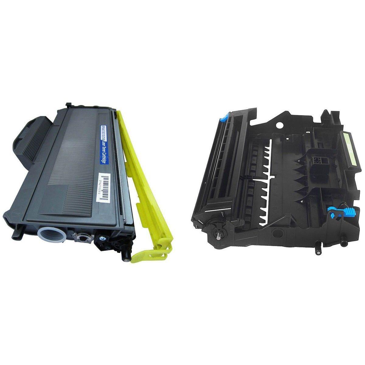Compatível: Combo Fotocondutor DR360 + Toner TN360 para Brother HL-2140 HL-2150 DCP-7030 DCP-7040 MFC-7320 MFC-7440