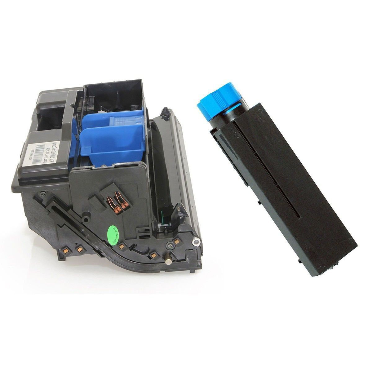 Compatível: Combo Cartucho de Cilindro B431DR + Toner B431 para Okidata B431dn B491 MB431 MB461 MB471 MB491 MB491d B411