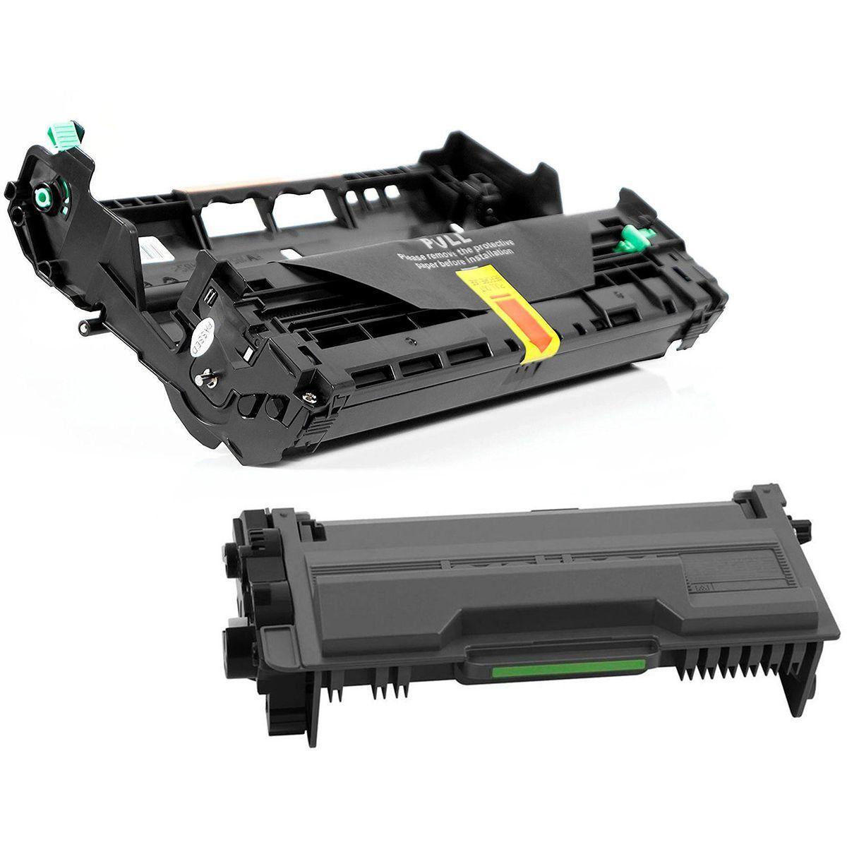 Compatível: Combo Fotocondutor DR3440 + Toner TN3442 TN850 para Brother L5102 L5202 L5502 L5702 L5902 L6702 L6750 L6902