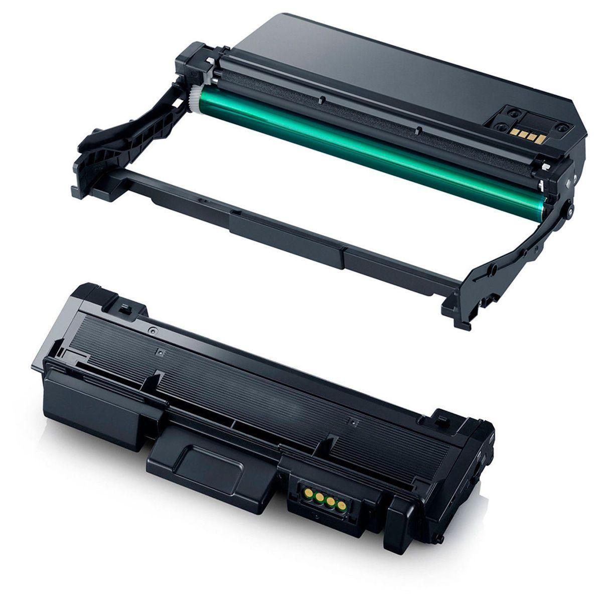 Compatível: Combo Cartucho de Cilindro R116 + Toner D116S D116 para Samsung M2825 M2825dw M2875w M2875fw M2885fw 2885fw