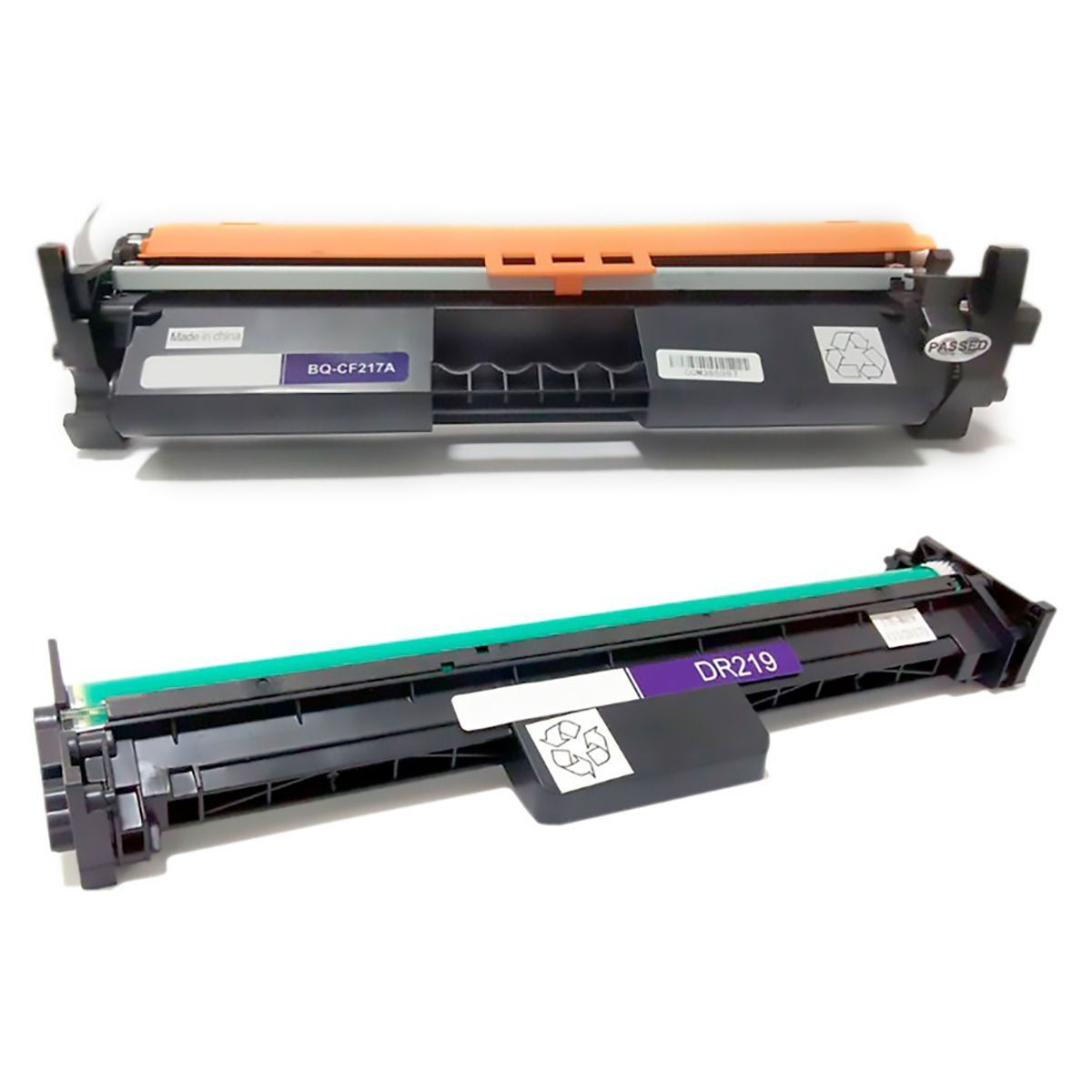 Compatível: Combo Fotocondutor CF-219 + Toner CF-217A para HP M102 M102a M102w M130 M130fn M130fw M130nw