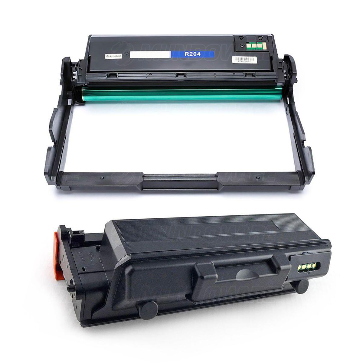 Compatível: Combo Fotocondutor R204 + Toner D204U para Samsung M4025nd M4075fw M4075fr M4025 M4075 4025nd 4075fw