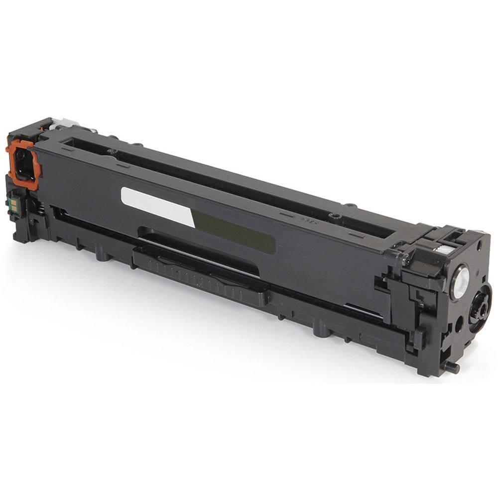 Compatível: Toner CB540A CE320A CF210A para HP CP1215 CM1312 CP1525 CM1415 CP1525nw M251 M251n M276n / Preto / 2.200