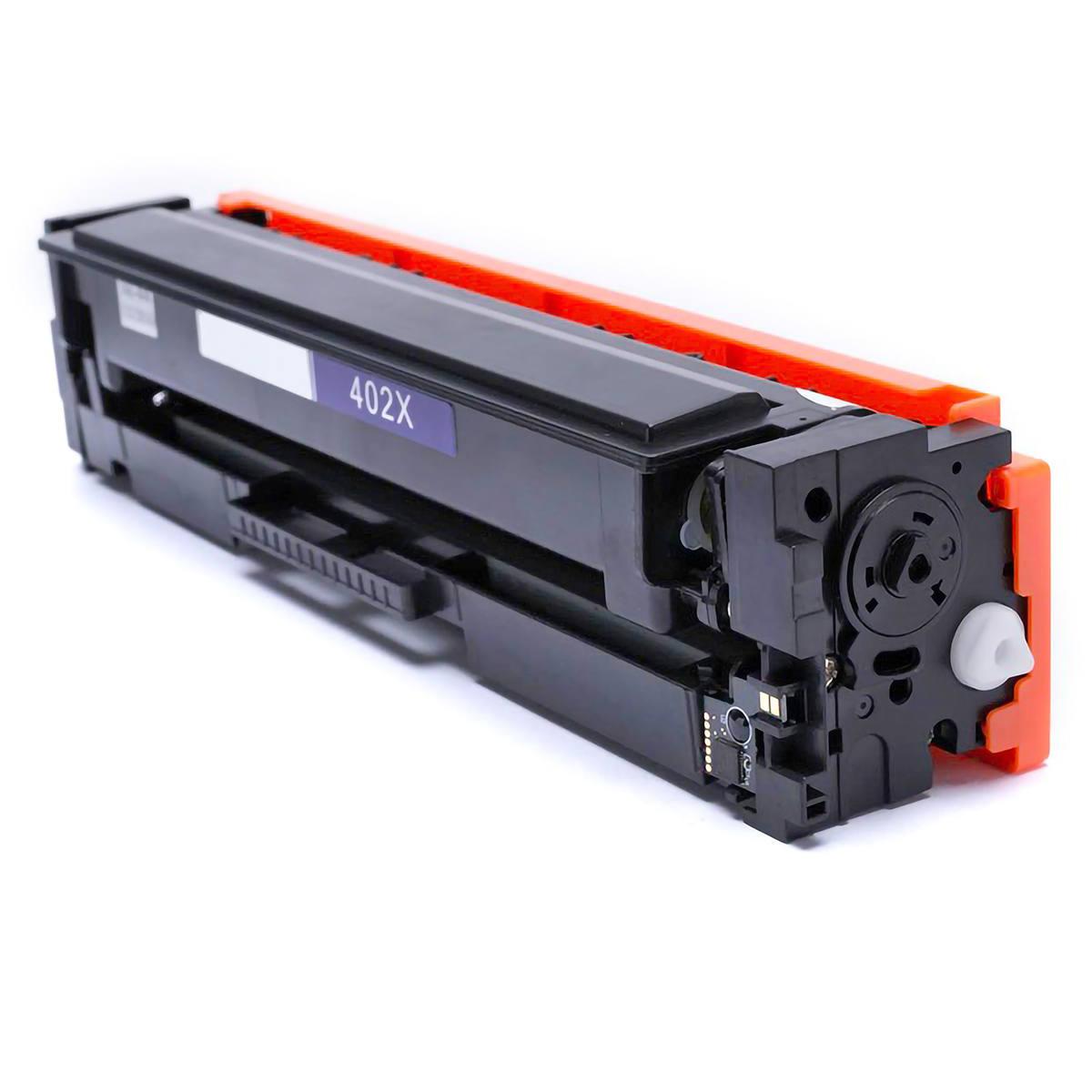 Compatível: Toner CF402X 201X para HP M277 M277n M277dw M252 M252n M252dw 252n 277n 252dw 277dw / Amarelo / 2.400